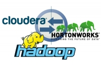 Big Data : Cloudera et HortonWorks fusionnent...
