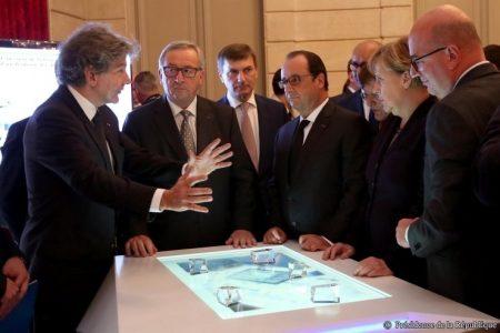 © Présidence de la République - C. Ali