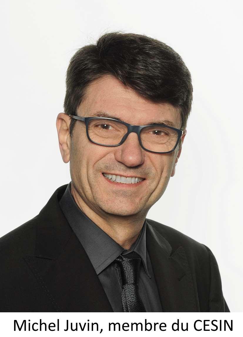 Michel Juvin, membre du CESIN