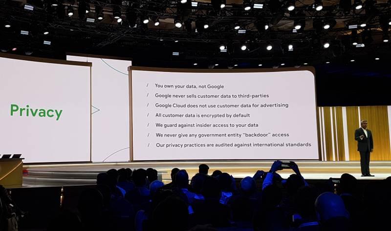 Google veut convaincre les entreprises